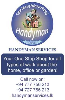 Handyman Services in Colombo